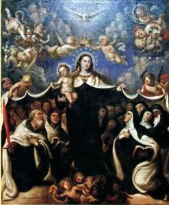antica Madonna Carmelo